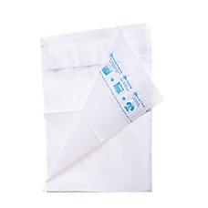 Medline Napkleen Disposable Bibs Light Blue