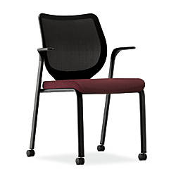 HON Nucleus Side Chair With Arms
