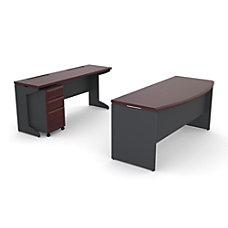Ameriwood Altra Pursuit 3 Piece Office