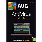 AVG AntiVirus 2014 1 User 1