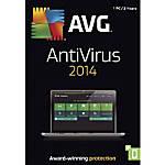 AVG AntiVirus 2014 1 User 2