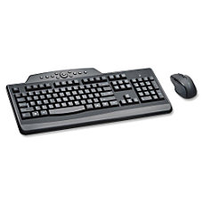 Kensington Wireless Keyboard Black
