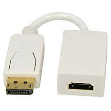 Unirise Displayport Male to HDMI Female