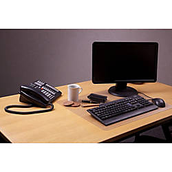 Desktex Anti slip Polycarbonate Desk Pad