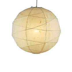 Adesso Orb Pendant Ceiling Lamp Medium