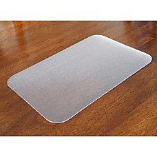 Desktex Antimicrobial Desk Mat Rectangle 24