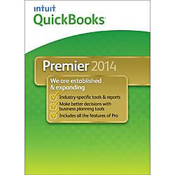 QuickBooks Premier 2014, Download Version