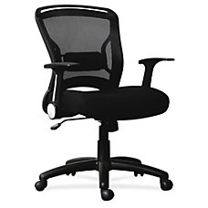 Lorell Flipper Arm Mid back Chair