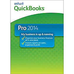 QuickBooks Pro 2014, Download Version