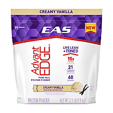 EAS AdvantEDGE Pure Milk Protein Powder