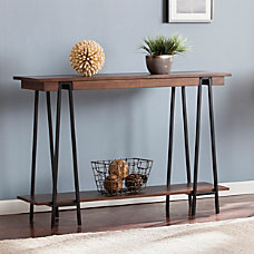 Southern Enterprises Yourman Console Table Rectangle