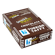 Bonomo Turkish Taffy Bars 15 Oz