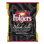 Folgers Black Silk Coffee Fraction Packs