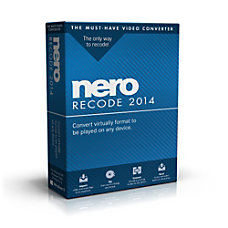 Nero Recode 2014 Download Version