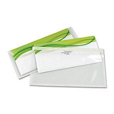 Quality Park EnvyPak Envelopes 10 Clear