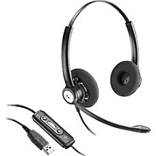 Plantronics Entera HW121N USB M Headset