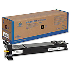 Konica Minolta High Capacity Black Toner