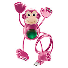 Propel RC USB Monkey Hub BrownPink