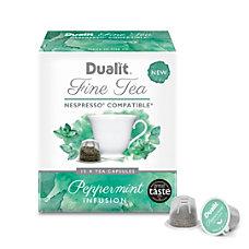Dualit NX Fine Tea Capsules Peppermint