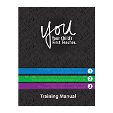 YOU Your Childs First Teacher Training