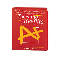The Master Teacher Teaching for Results