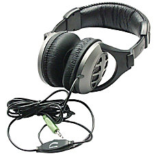 Inland Products 35mm Stereo Headphones