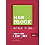 H R Block 15 Premium Business
