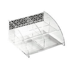 Realspace Customizable Desk Organizer 4 14