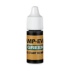 US Stamp Sign Stamp Ink Refill