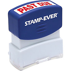 US Stamp Sign Pre inked Stamp