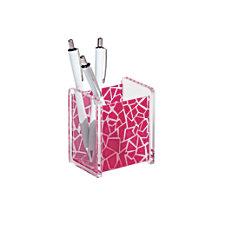Realspace AcrylicFabric Pencil Cup 3 34
