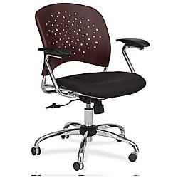 Safco Reve Task Chair Round Plastic