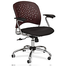 Safco Reve Task Chair Round Plastic