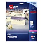 Avery Inkjet Postcards 4 14 x