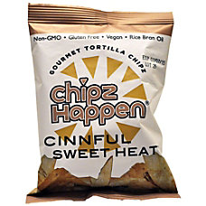 Chipz Happen Tortilla Chips Cinnful Sweet