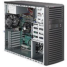 Supermicro SuperWorkstation 5037A iL Barebone System