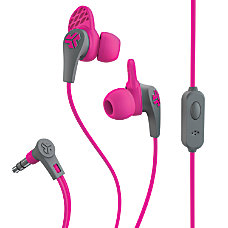 JLab JBuds Pro Signature Earbuds Pink