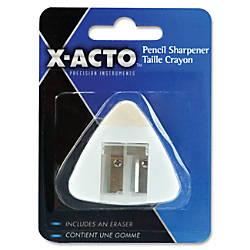 Elmers X Acto Triangular Pencil Sharpener