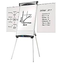 Quartet Magnetic Presentation Easel With Extendable