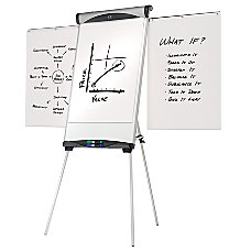 Quartet Magnetic Presentation Easel With Extendable