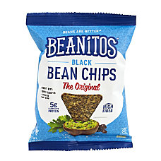 Beanitos Black Bean Chips Bags Original