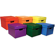 Classroom Keepers Storage Tote Assortment External