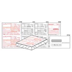 ComplyRight 1099 MISC Scannable InkjetLaser Tax