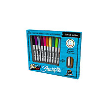 Sharpie Permanent Fine Point Markers Pack