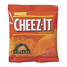 Keebler Cheez It Crackers 15 Oz