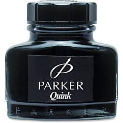 Sanford Parker Permanent Quink Ink Black