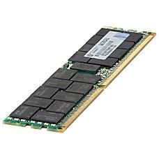 HP 4GB 1Rx4 PC3 12800R 11
