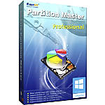 EaseUS Partition Master 100 Professional Edition