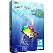 EaseUS Partition Master 100 Technician Edition
