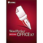 WordPerfect Office X7 Professional Download Version